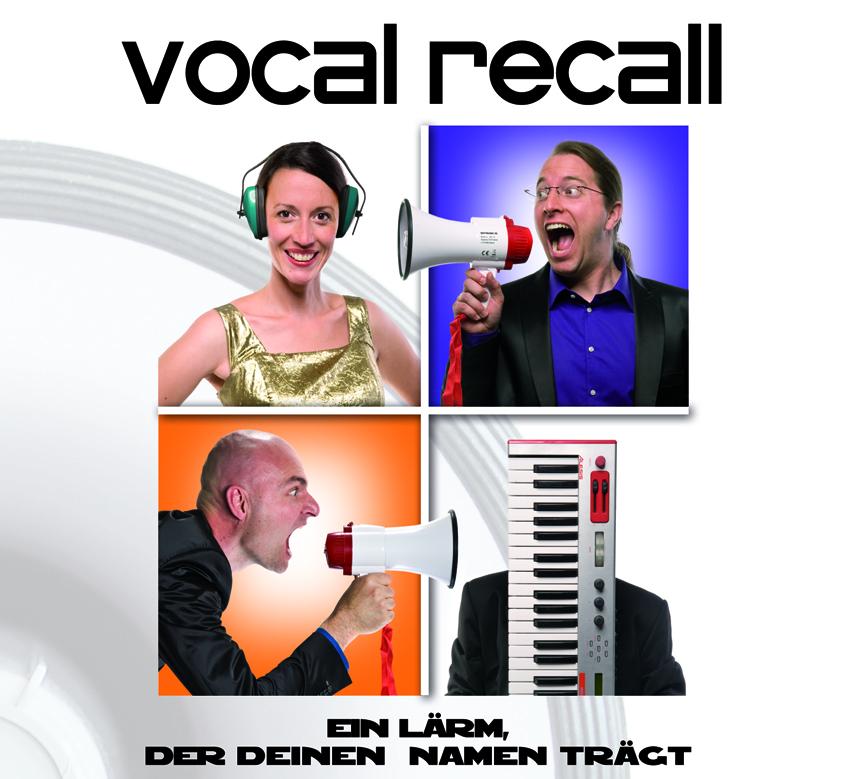 Vocal Recall �Ein L�rm, der deinen Namen tr�gt� bestellen bei Amazon.de